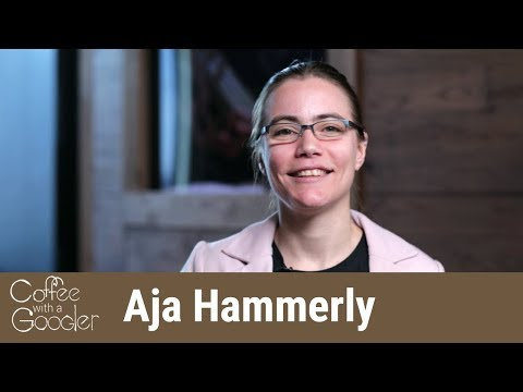Ruby, Cloud, and more as #CoffeeWithAGoogler meets Aja Hammerly