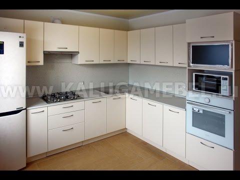 Кухонный гарнитур, кухня, калуга, на заказ, Воротынск, угловой, размеры по стенам 247 см. на 295 см.