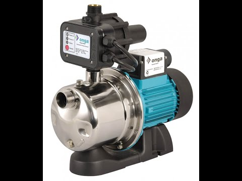 Onga Water Pressure Pump Investigation And Replacement In The Adelaide Hills Of South Australia