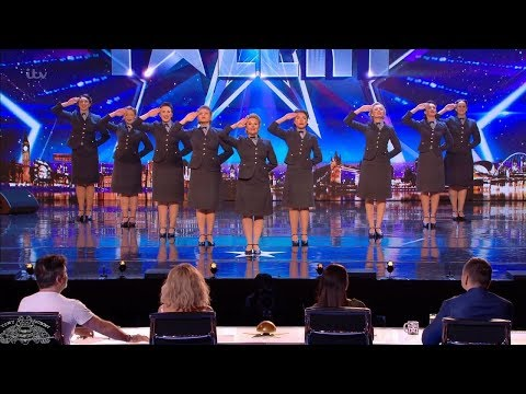 Britains Got Talent 2018 D-Day Darlings Choir Full Audition S12E04