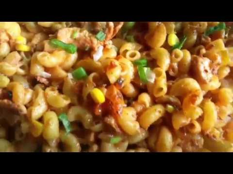 Minutes Macaroni Recip Chicken Macaroni Easy Recipe
