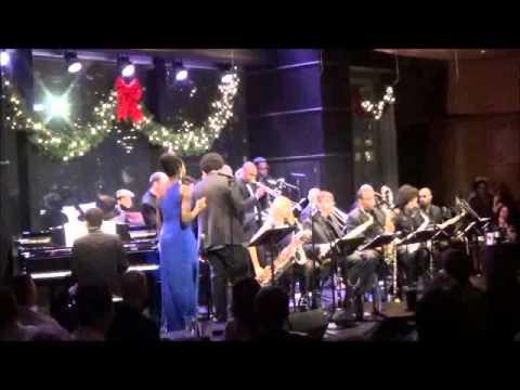 "Josh Evans Big Band ""Social Call"" (Gigi Gryce) Live at Dizzy's"