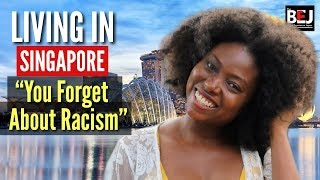 Living Here You Forget About Racism (Black in Singapore) | MFiles