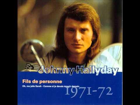 Fils de personne - Johnny Hallyday