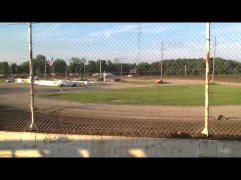 Zack Olger 0x Crystal Motor Speedway