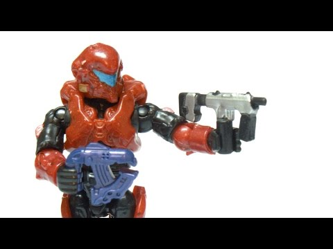 Halo Mega Bloks - Halo Heores: Spartan Vale Review
