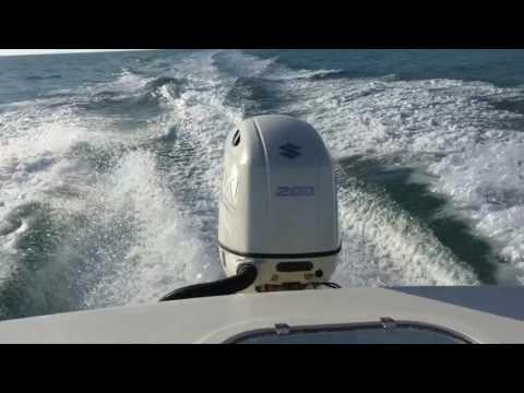Avenger Heading back from Offshore