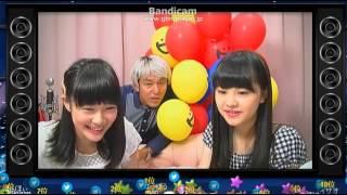 Party Rockets パティロケのRockin' SHOWROOM 吉木悠佳 、菊地史夏、 2...