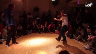 Funk the System 2012 - Big Eddy VS Batalla - Hip Hop Finale