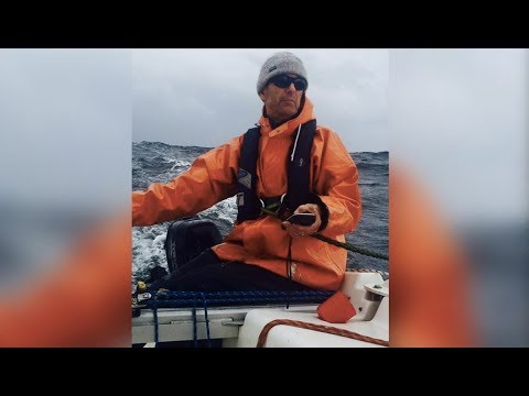 Captain John Turnbull Aboard The Freedom Flotilla Headed for Gaza