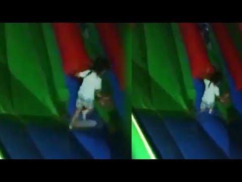 Bocah Main di Istana Balon Tiba-tiba Lenyap, Tante Geram pada Tanggapan Pihak Penyedia Permainan thumbnail