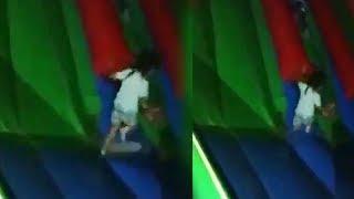 Bocah Main di Istana Balon Tiba-tiba Lenyap, Tante Geram pada Tanggapan Pihak Penyedia Permainan