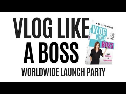 #VlogLikeaBoss Launch Q&A!