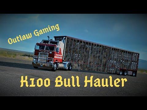 Repeat American Truck Simulator 377 Peterbilt (Hauling