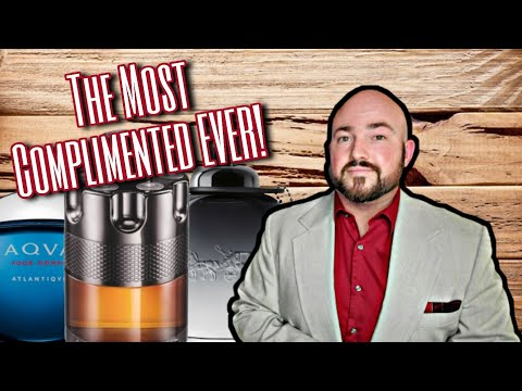 Top 10 Most Complimented Fragrances Of All Time | My Experiences | Best Cologne