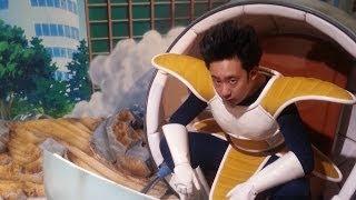 ベジータ(R藤本)が 池袋 サンシャインシティで開催中の 「スーパーサ...