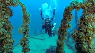 Shipwreck Diving in Pompano Beach.
