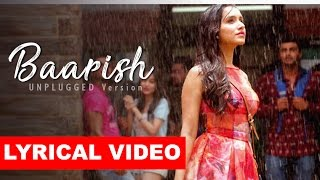Baarish Full Song | Half Girlfriend | Unplugged Cover | Arjun K & Shraddha K | Ash King & Shashaa