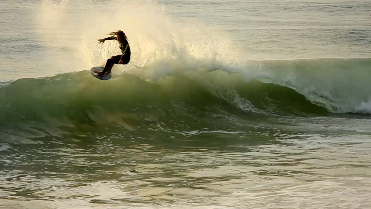 Winter Offshore Skim