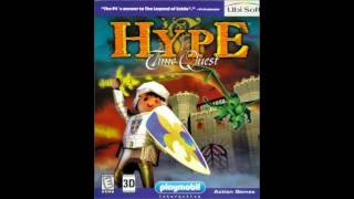 """""""Hype: The Time Quest"""" - Boss Soundtrack"""