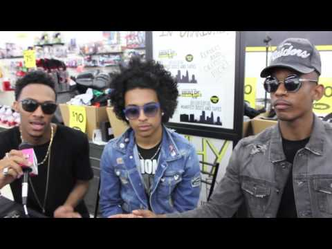 Illfamedmag Interviews Mindless Behavior