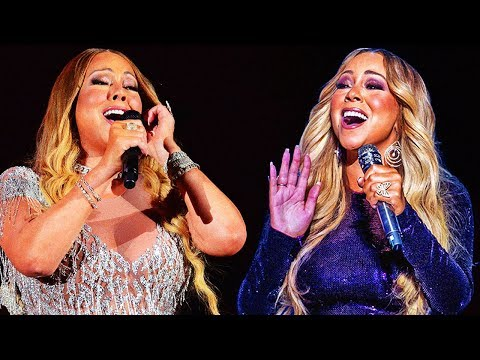 Mariah Carey -  Vs 2018  VOCAL BATTLE