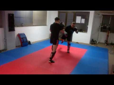 Striking Mittwork & Partner Drills for MMA & Kickboxing