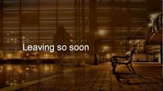 Separate Lives - Song By: Stephen Bishop with Lyrics