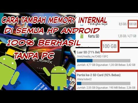 Cara Menambah RAM Android Oppo Tanpa Root/ Aplikasi.