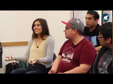 Latinx College Students Discuss Border Wall, Identity, and DACA