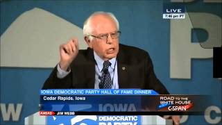 Bernie Sanders: Jobs and Education Not Jails and Incarceration