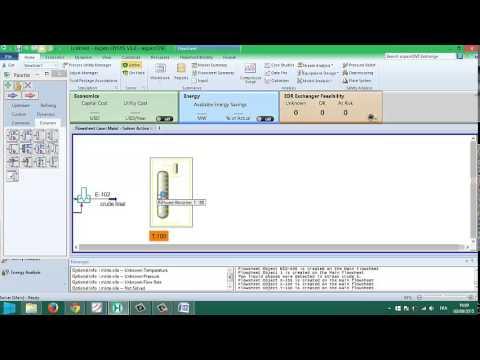Crude Tower Simulation –HYSYS v8.8