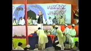 new naat 2014 zulfe sarkar say jab chehra nikalta hoga shahbaz qamar fareedi  by nasirmughal