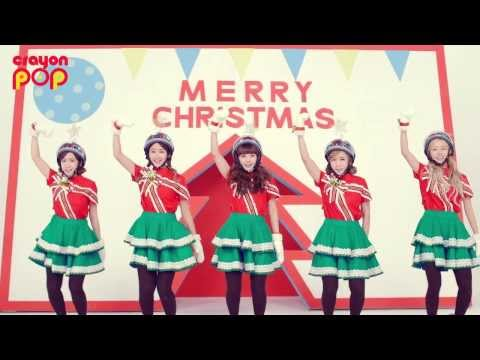 [Crayon Pop] 크레용팝 꾸리스마스(Lonely Christmas) M/V