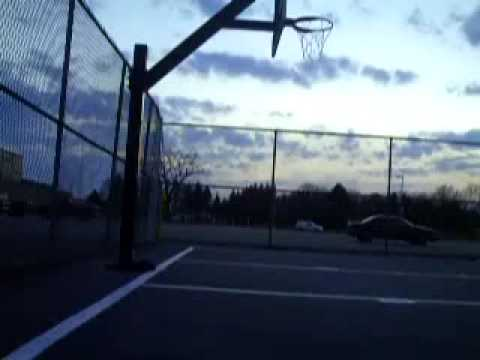 HiQual: Playing Basketball At The Reynolds Junior Senior High School!-(4/9/2009!) (Part 41 of 51!)