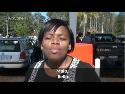 Xhosa Lingo