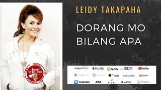 Pop Manado   Dorang Mo Bilang Apa - Leidy Takapaha   Official Music Video   Cornel Music Pro