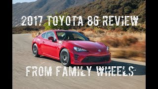 Toyota 86 review from Family Wheels