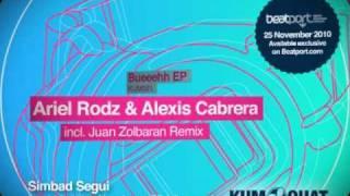 Ariel Rodz & Alexis Cabrera  - Bueeehh ep