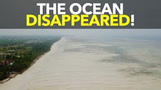 The Ocean Disappeared!