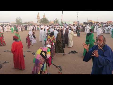 Whirling Dervishes Khartoum Sudan thumbnail