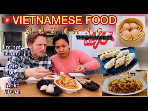 MUKBANG: Vietnamese Food | Daejeon City 대전-시 South Korea🇰🇷 ❤️The HIGGINSes
