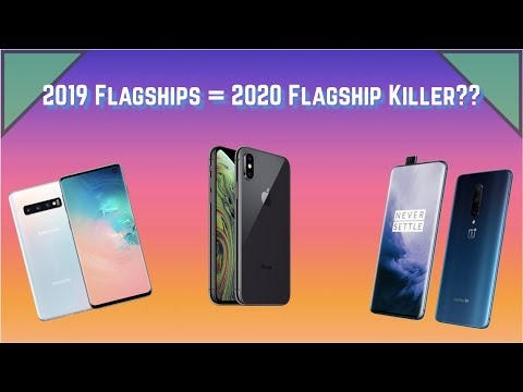 Are 2019 Flagships the 2020 Flagship Killers?