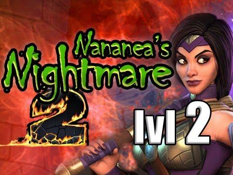 Nananea's Nightmare - Tunnels (5 Skull Nightmare Walkthrough) |