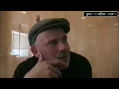 Jon More (Coldcut) interview in Zagreb, 18.11.2007. - part 2