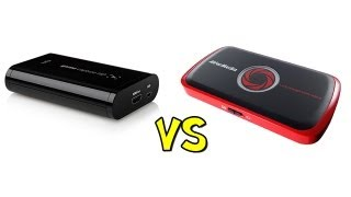 avermedia Live Gamer Portable VS Elgato Game Capture HD REVIEW