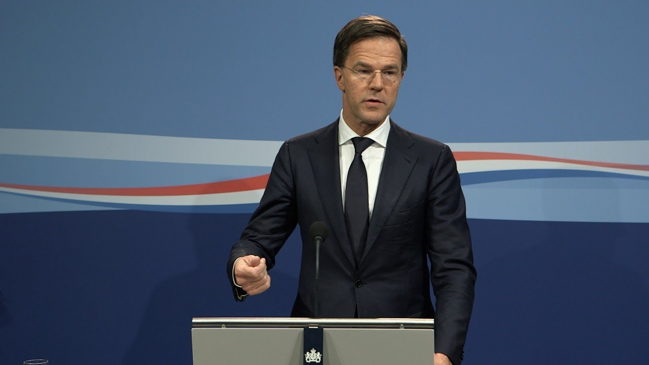 Integrale Persconferentie MP Rutte Van 13 April 2018