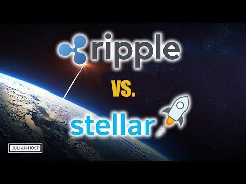 ripple-(xrp)-vs.-stellar-lumen-(xlm)