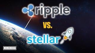 Ripple (XRP) & Stellar Lumen (XLM) einfach und kurz erklärt