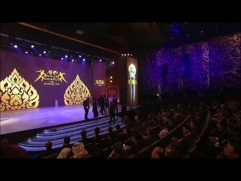 AFC Annual Awards Bangkok 2017